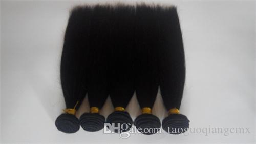 Best Price!Hot Selling 8-30inches Brazillian Straight Hair Weaves Weft Cheap Hair Extensions Double Weft Human Hair