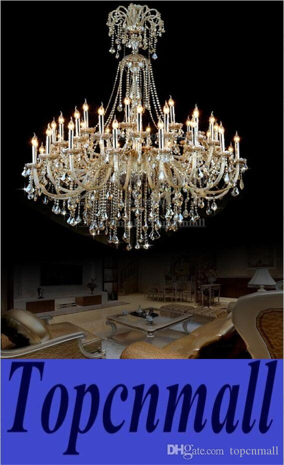 Discount Large Antique Crystal Chandelier | 2017 Large Antique ...