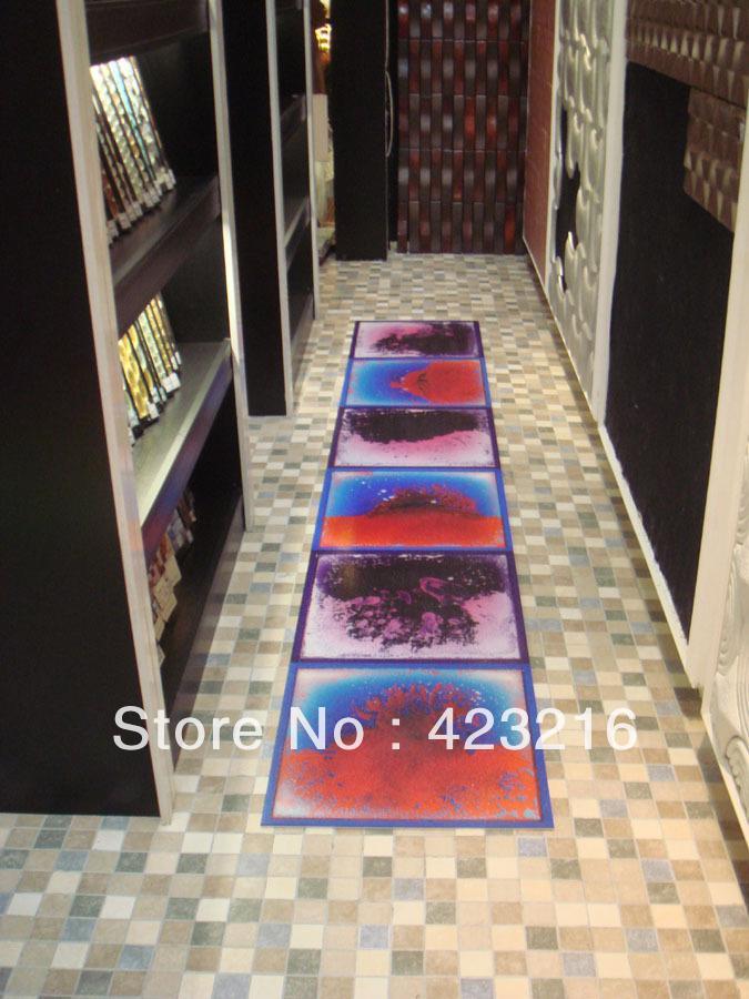 2019 Liquid Motion Floor Tiles Liquid Flowing Ceartive Floor Tiles