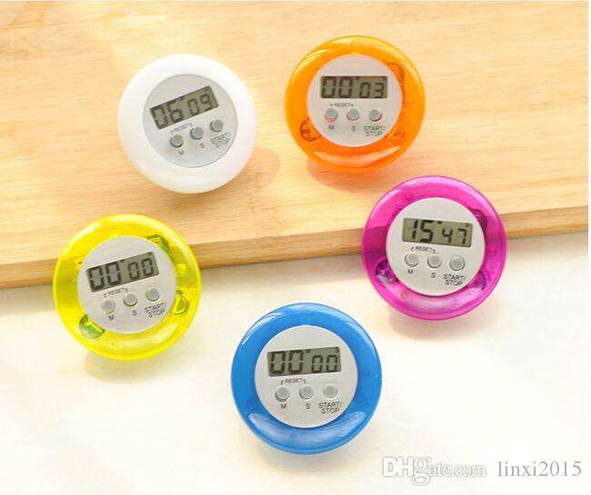 Best Novelty Digital Kitchen Timer Kitchen Helper Mini Digital Lcd Kitchen  Count Down Clip Timer Alarm Wholesale Under $1.17 | Dhgate.Com