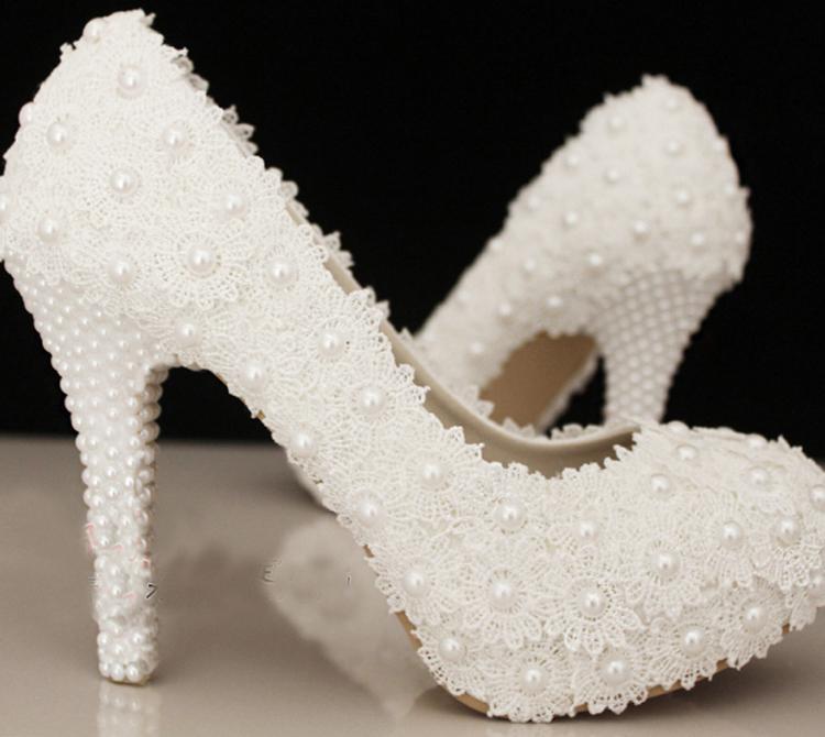 Frete Grátis Sapatos de Salto Baixo Nupcial Sapatos de Casamento Sapatos de Dama de Honra Senhora Casamento Prom Sapatos de Dança Festa À Noite Bombas de Baile Vestido de Mulher SHOE