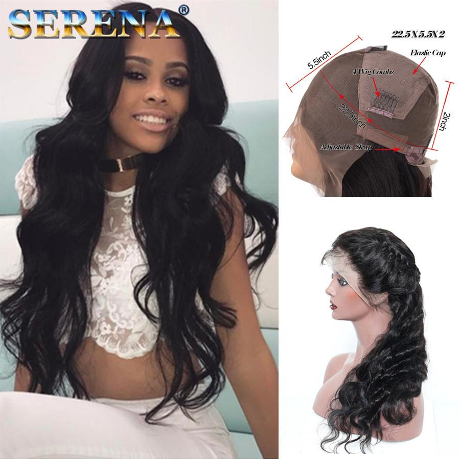 Top Quality Brazilian Wet and Wavy Human Hair Wigs Brazilian Water Body Wave Lace Front Wigs Glueless Full Lace Wigs Bleached Knots
