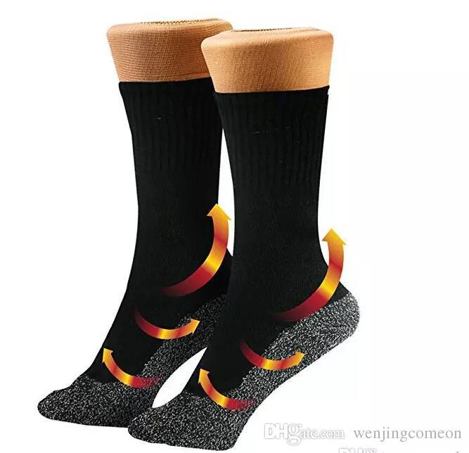 Warm Socks sox Below Socks Keep Your Feet Warm and Dry Aluminized Fibers Men Gift Kids