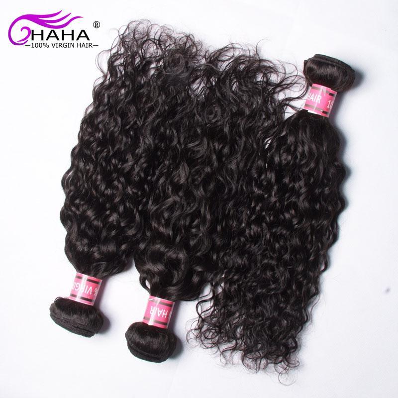 Mongolian Spanish Wave Hair 2bundles Wavy Human Hair Extensions
