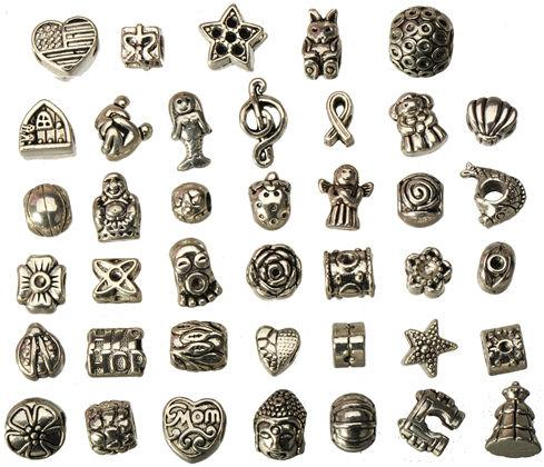 diy big hole music beads pandora bracelets charms european beads antique silver hollow metal new fashion jewelry findings 18*9mm