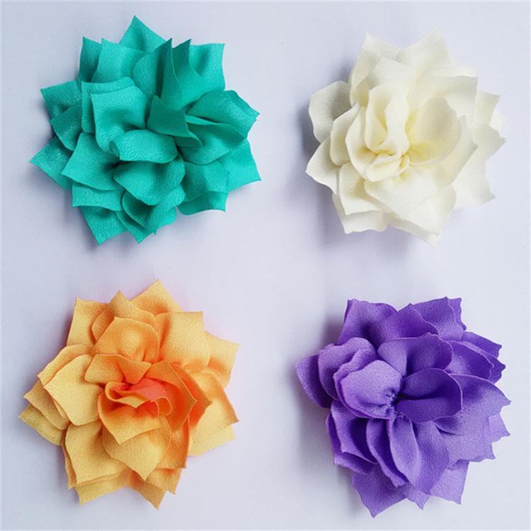 Little Girl Hair Accessories Cute Colors Baby Hair Accessories Light Cloth Material Hair Accessories for Baby Girls Hot Sale LY011