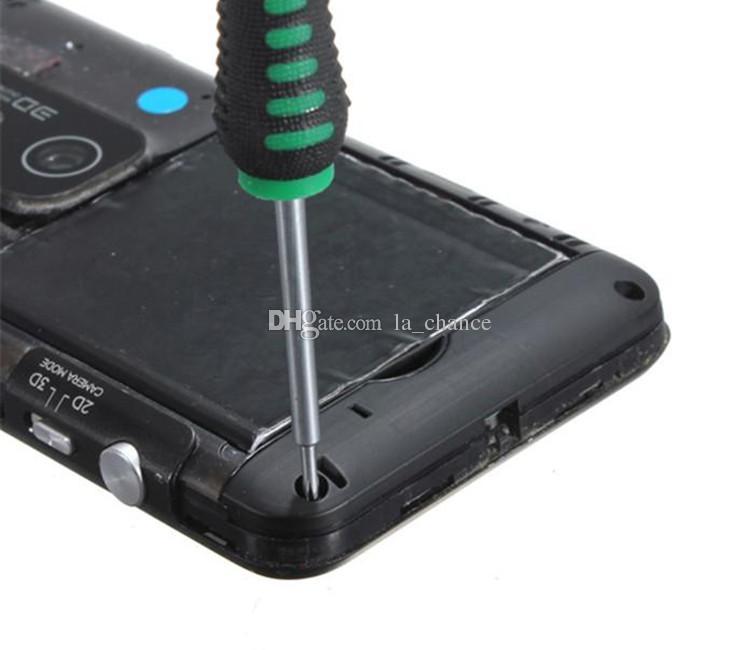 La mejor calidad 16 en 1 Apertura del teléfono de palanca Herramientas de reparación del teléfono Desmontaje Kit de reparación Conjunto de destornilladores versátiles para teléfono inteligente