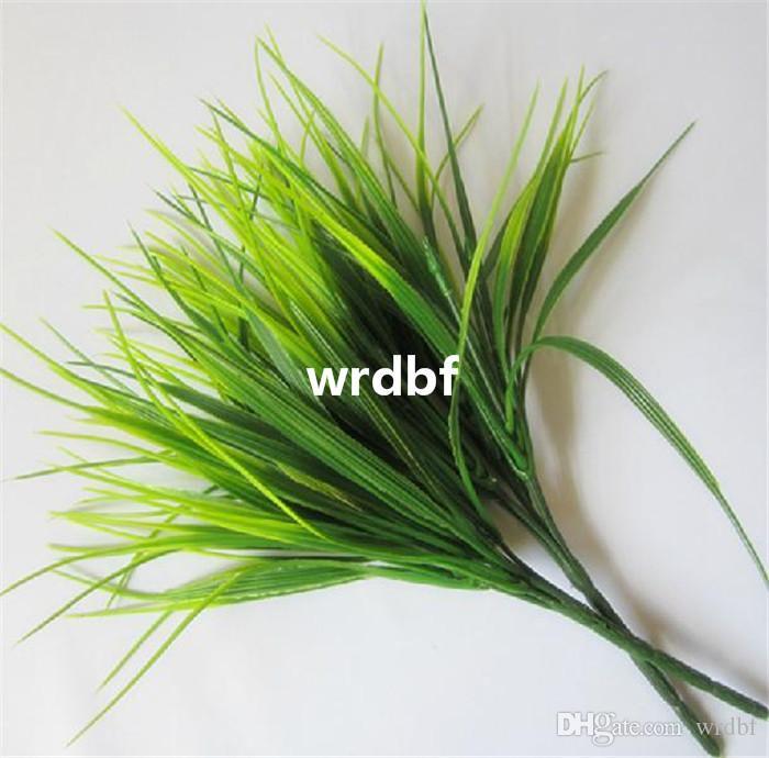 Hot Falso Planta Verde 30 cm / 11.81