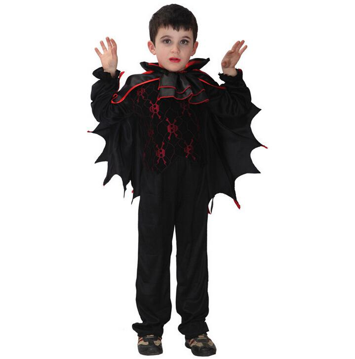 Halloween Costumes Childrenu0027S V&ire Costumes Boyu0027S Cute V&ire Halloween Clothes Cosplay Party Clothes 3 Size A From China Other Event u0026 Party Supplies ...  sc 1 st  DHgate.com & Halloween Costumes Childrenu0027S Vampire Costumes Boyu0027S Cute Vampire ...