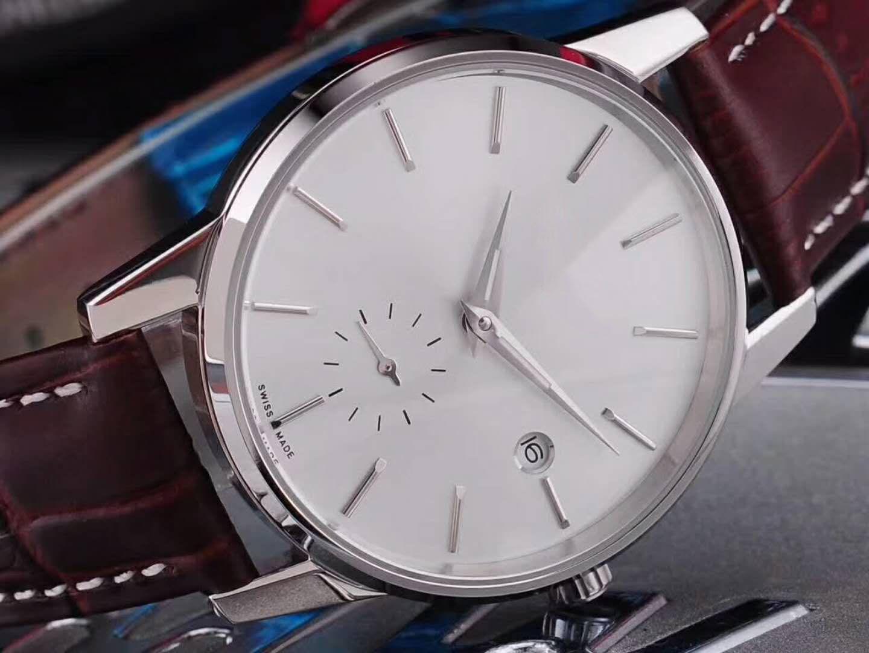 2018006 hombres Relojes Moda DressR Reloj Alta Calidad Reloj de pulsera de Cuarzo Reloj de pulsera de lujo venta caliente 99900