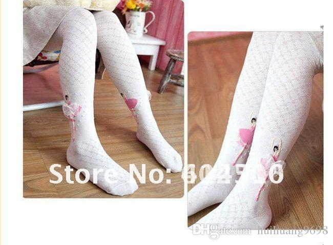Cute Ballerina Girl Cotton Children Socks Baby Socks Children Pants