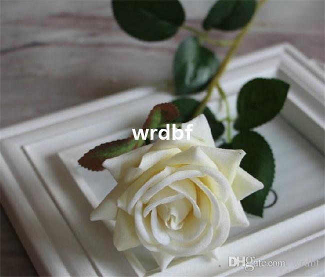 Różowe róże 50 cm / 19,7