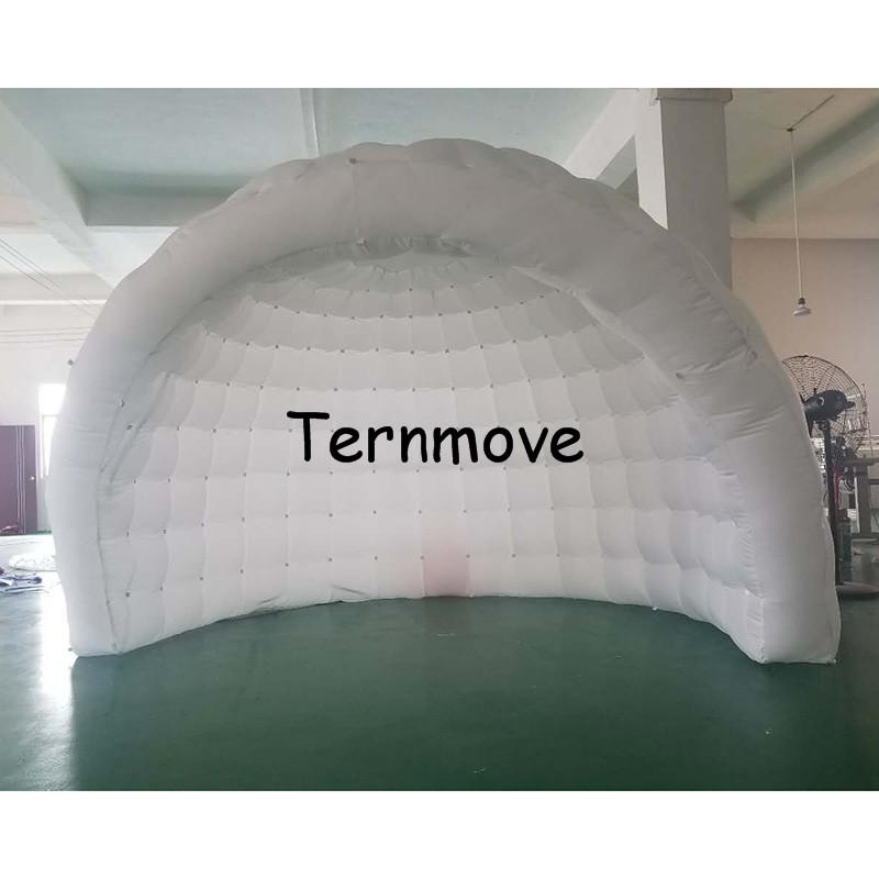 Wholesale Trade Show Tent Half Moon Inflatable Igloo Tent Stage TentsLuna Inflatable Pob StructureInflatable Igloo Tent With Led Light Discount C&ing ...  sc 1 st  DHgate.com & Wholesale Trade Show Tent Half Moon Inflatable Igloo Tent Stage ...