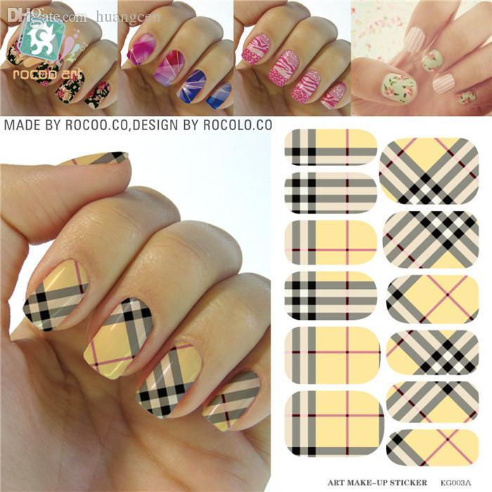 Wholesale Minx Nail Sticker Nail Wraps Water Transfer French Styling ...