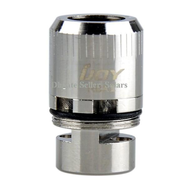 Аутентичные катушки Ijoy Reaper Plus с керамической головкой Clapton R1 R2 SS316L Nicr 0.2ohm 0.3ohm 0.4ohm 0.5ohm Ni200 Замена