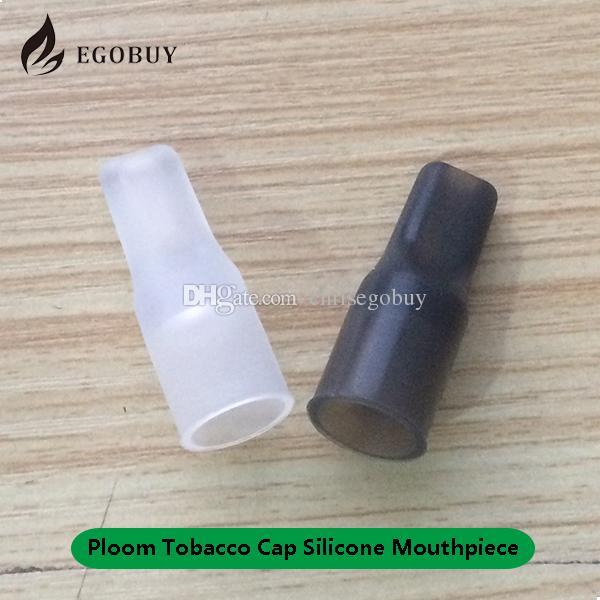 Boquilla de silicona con punta de goteo para tapas de tabaco mevius tapa de la boquilla más cartucho Desechable prueba de goma puntas de goteo paquete individual