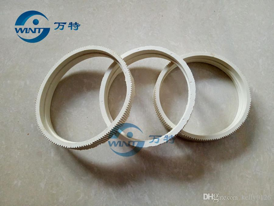 for MY-380F SOLID-INK MARKING MACHINE SPARE PARTS CONVEY BELT WHITE COLOR MY-380F CODING MACHINE GUIDE BELT