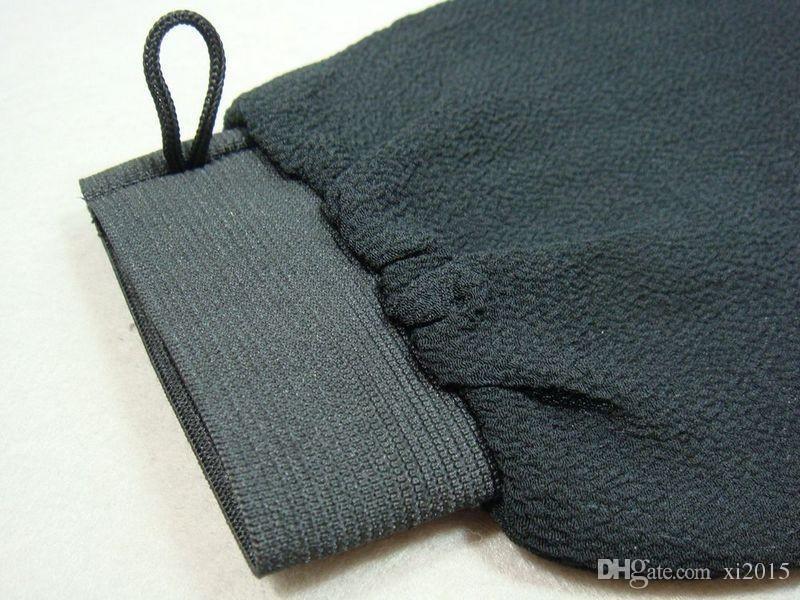 Morocco hammam scrub mitt magic peeling glove exfoliating tan removal mittnormal coarse feeling