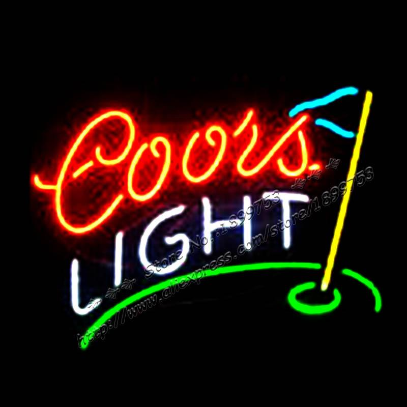 Best coors light golf new led neon lightavize texas longhorn neon coors light golf new led neon light avizeg aloadofball Images