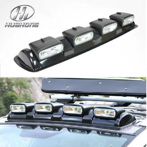 See larger image & Car Roof Lights Halogen Dome Light Suv Body Drl Deep Night Lamps ... memphite.com