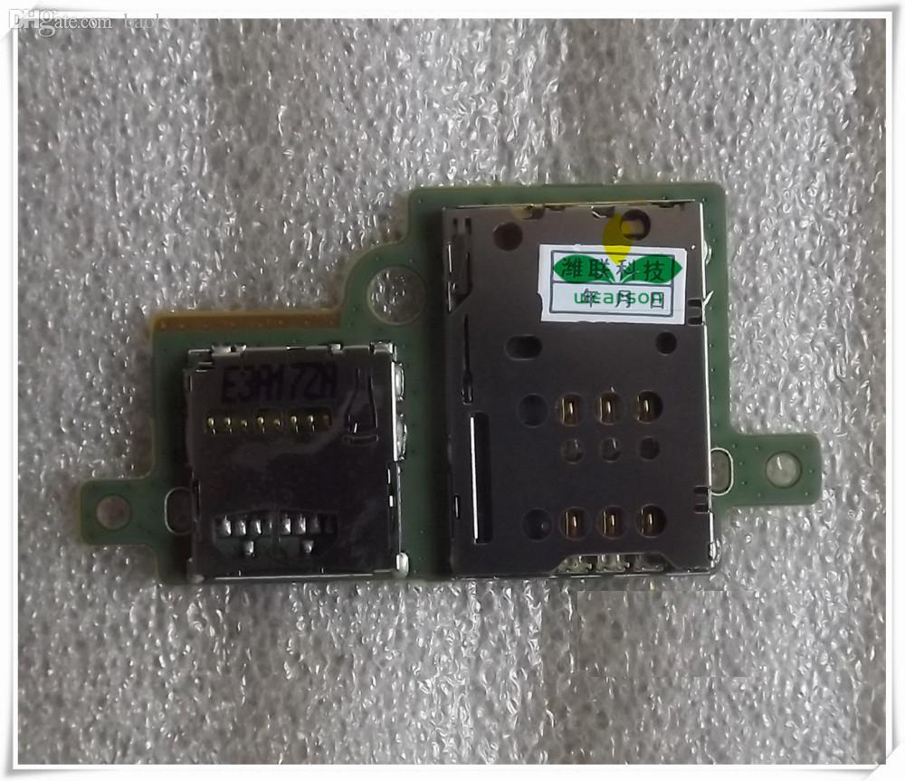 2018 Wholesale Original New Sim Sd Card Slot Pcb Board For Lenovo ...