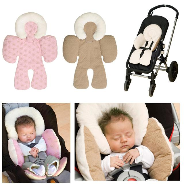 2015 New Winter Baby Head And Body Support Pillow Warm Strollers ...