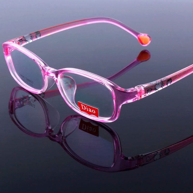 2018 Wholesale Chashma Top Quality Myopia Glasses Kids Eyewear ...