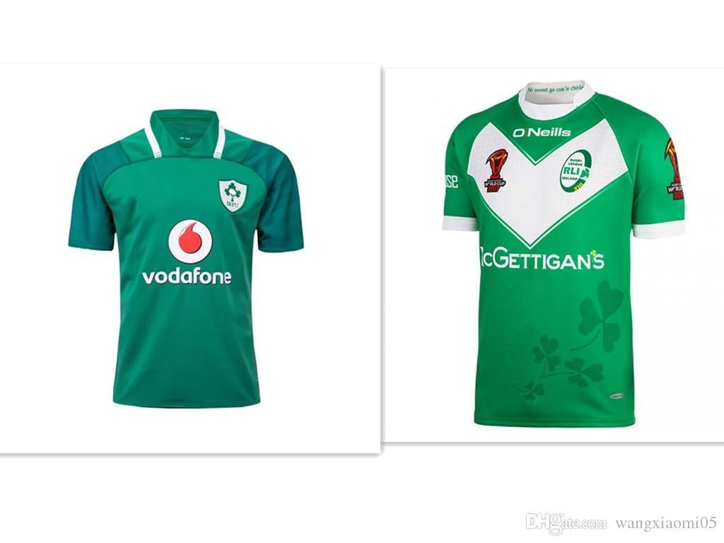 acheter irlande rugby league 2017 coupe du monde maison jersey 2018