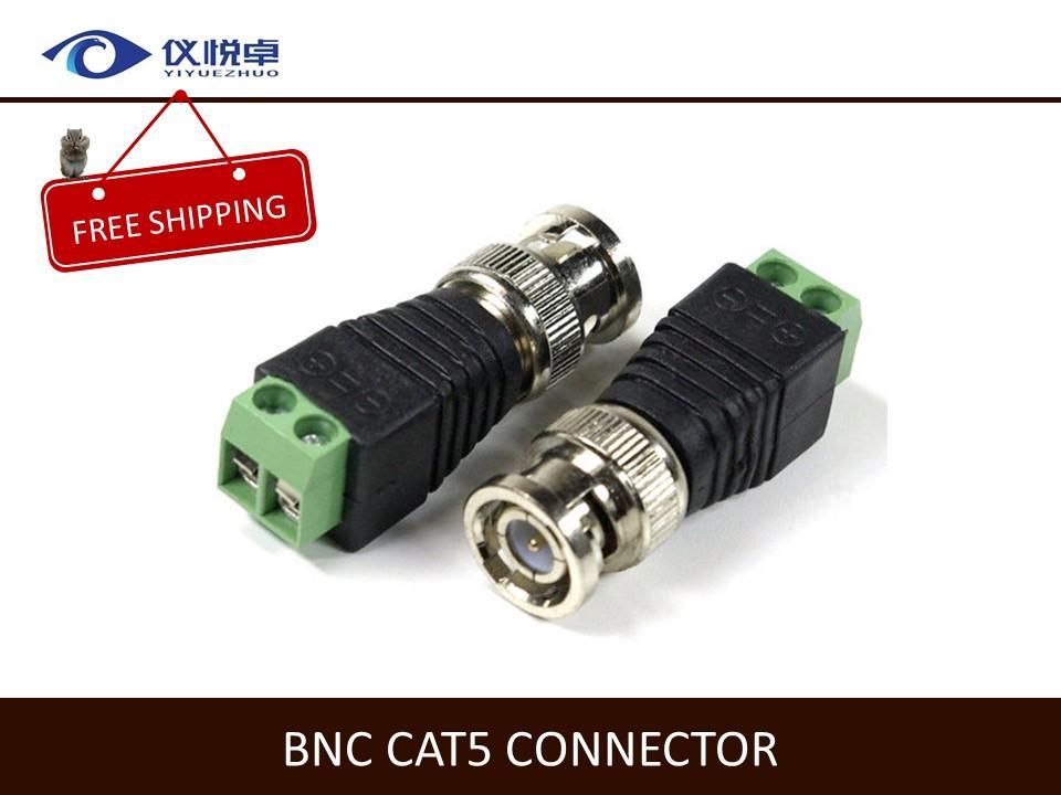 Großhandel Großhandels Bnc Verbindungsstück Cat5 Kabel Stecker ...