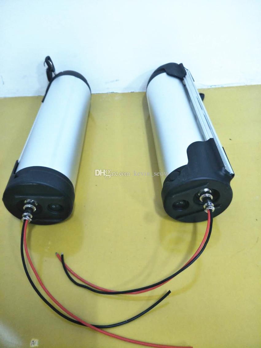 36V 9AH بطارية الليثيوم دراجة كهربائية مع شاحن 2A وزجاجة مياه حالة أنبوب شظية في الصين مع حرية الأوراق المالية معفاة من الضرائب