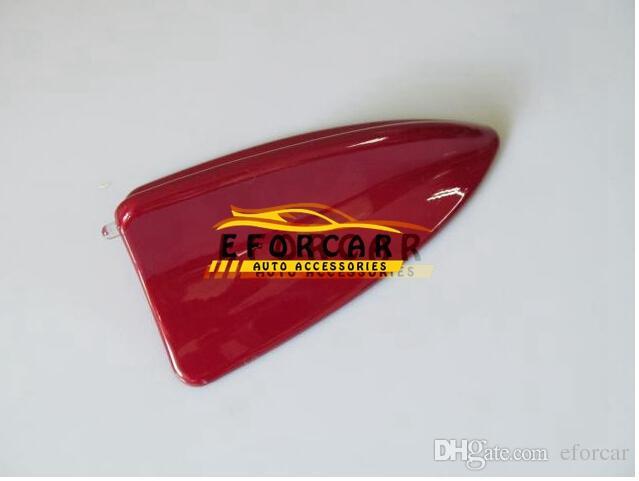 Il nero di stile delle antenne dell'antenna dell'antenna decorativa fittizia della nuova automobile Shark Fin