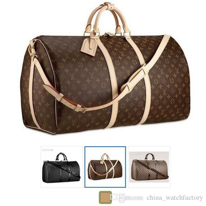 Folding Carry-on Bag Foldable Travel Bag Women Large Capacity Portable Shoulder Duffle Bag Cartoon Printing Waterproof Weekend Luggage Tote S3