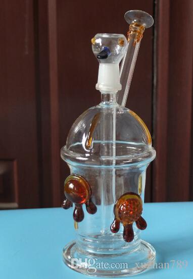 Frete grátis tubos de água de vidro de acessórios para tubos