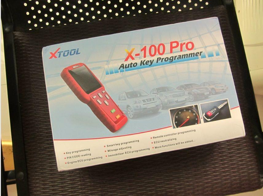 x100 pro Auto Key Programmer original xtool x-100 pro key programmer dhl best quality