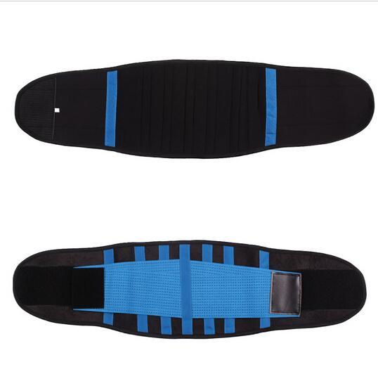 5 가지 색상 S-2XL Xtreme 써모 파워 핫 바디 셰이퍼 거들 벨트 허리 신셔 언더 버스트 컨트롤 코르셋 회사 허리 트레이너 슬리밍 배