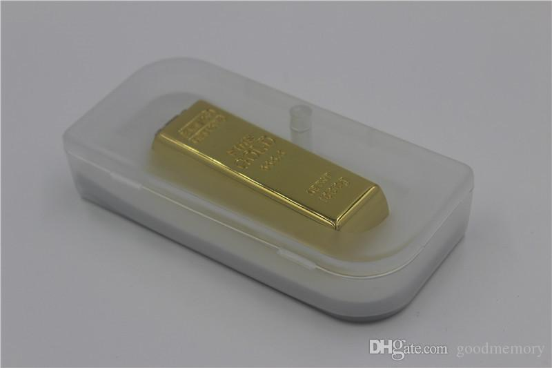 2020 золотой слиток кабель OTG 16 ГБ 32 ГБ 64 ГБ usb флэш-накопитель металл ручка OTG на USB-накопитель ручка pendrive флэш-накопитель товары