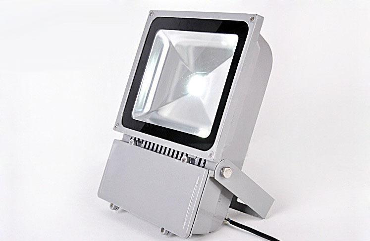 في الهواء الطلق الصمام ضوء الفيضانات 100W IP65 للماء الصمام الاضواء الكاشفة السوبر مشرق 9000 شمعة الإضاءة بقيادة مصباح الحديقة 85-265V + CE بنفايات UL