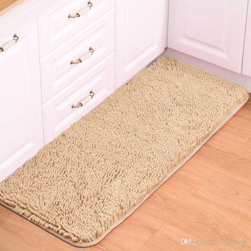 Hot Sale Bath Mats Carpet Soft Comfortable Absorbent Bath Rugs Mats