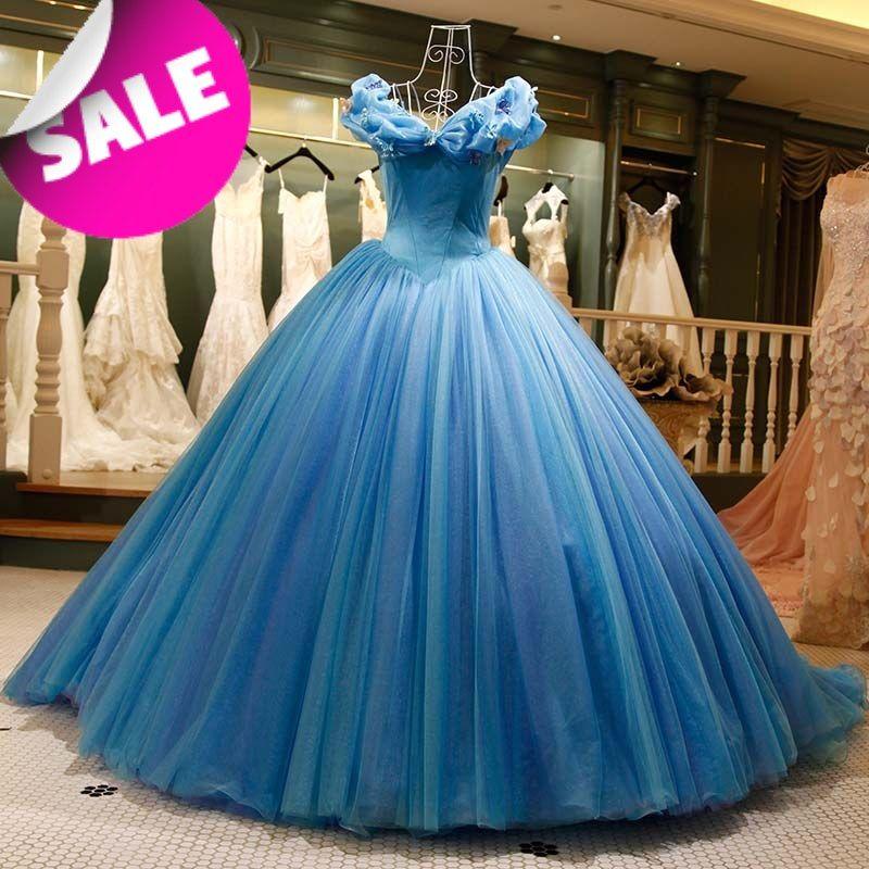 0133de0c607e1 2016 Lindo Romântico Princesa Vestidos De Casamento Puffy Tule Saia Fora Do  Ombro Cinderela Real Vestidos de Baile Vestidos de Casamento Plus Size 2015