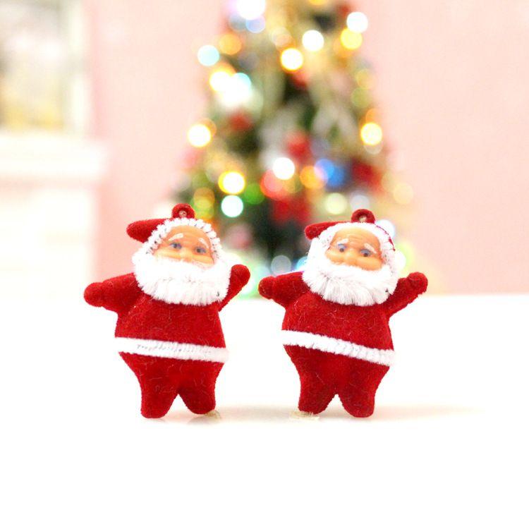 Christmas Gifts Decoration Santa Claus Dolls