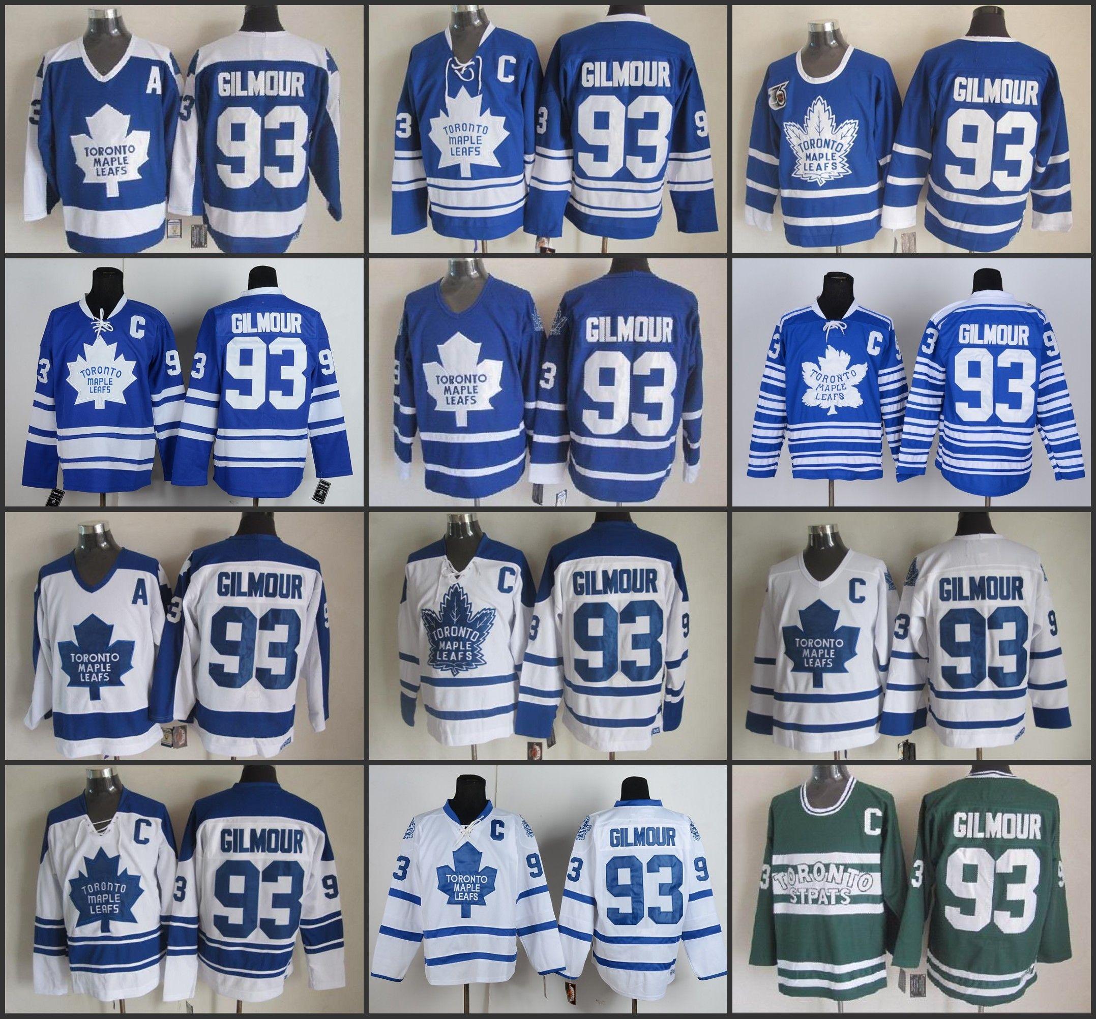 5b99bd0babf ... australia authentic usa flag stitched nhl jersey 2017 mens toronto  maple leafs hockey jerseys 93 doug