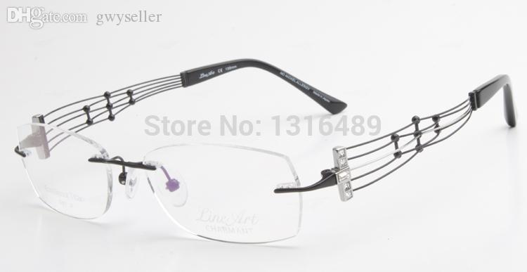 746895a6430 Wholesale-XL2010 Charmant Optical Frames 2015 New Brand Designer ...