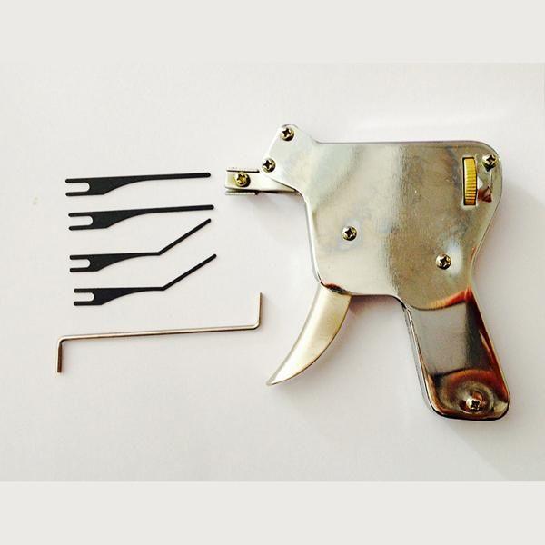 GOSO 강한 EAGLE 자물쇠 따기 총 자물쇠 도구 자물쇠 따개 자물쇠 따기 도구 전문 자물쇠 공급 설정