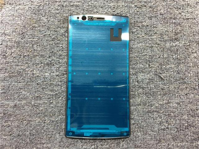 100% Original New Middle Metal Chassis Plate Frame Bezel For LG G4 H810 H811 H815 +Adhesive + Speaker Mesh