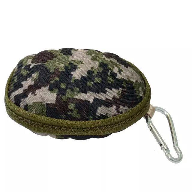 Go Pro Kamera Video-Bag Small GoPro-Beutel-Kasten EVA Schutz Kamera-Schutz-Tasche GoPro Fall für GoPro Hero 4 Größe 12 * 9 * 6.5cm