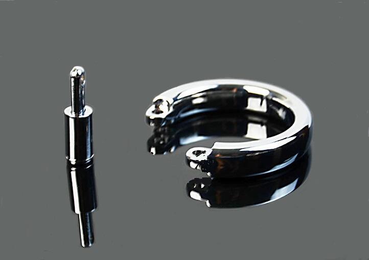 Metal Erkek Chastity ürün numarası için Chastity Yüzük 425683620 iffet Cihazı Fetiş