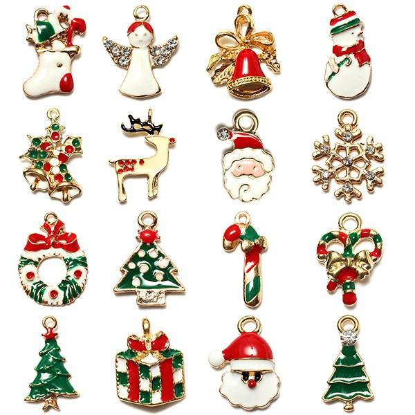 see larger image - Christmas Tree Accessories