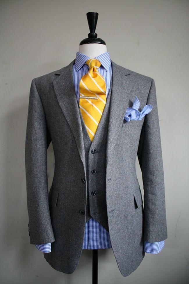 Mens Italian Suits | My Dress Tip