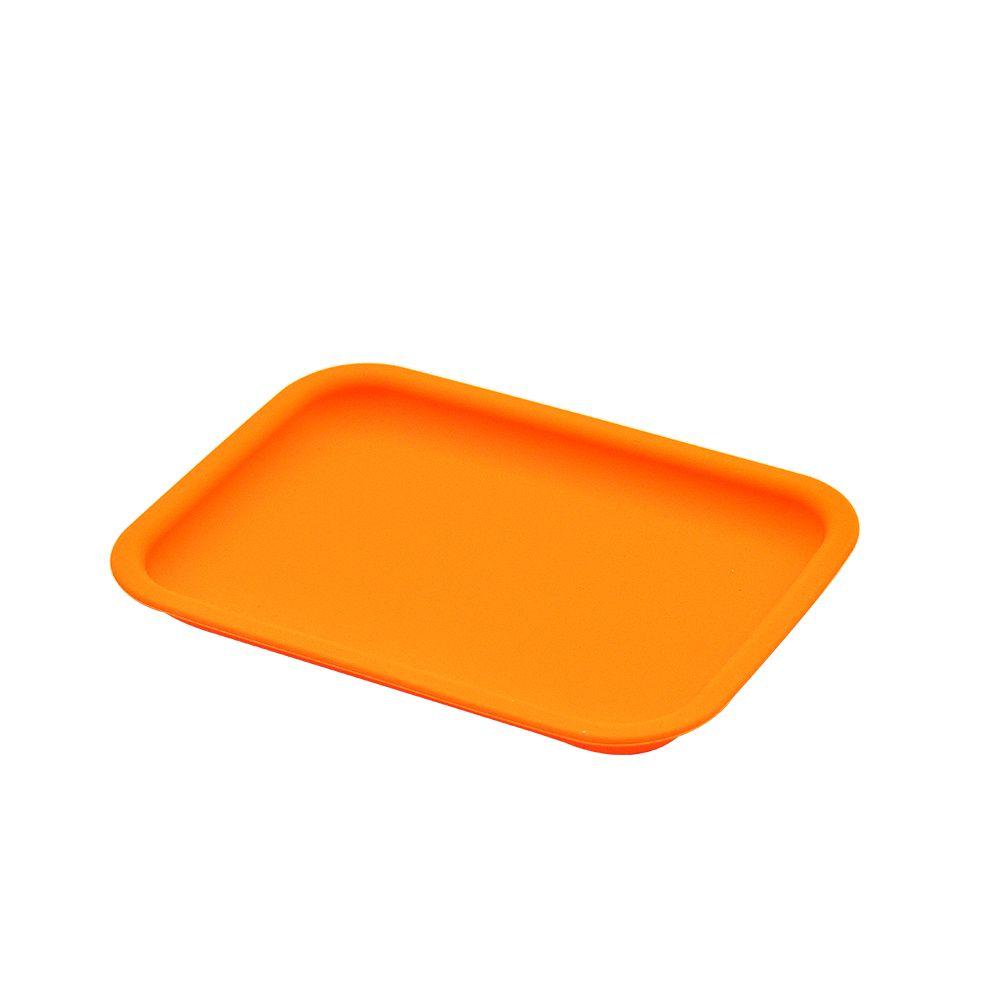 Non-Stick-Silikon-Zigaretten-Kräuter-Walzschalen 20cm * 15cm-Tabletts Rolling Case-Werkzeugmaschinen-Tabak-Speicher-Tablett