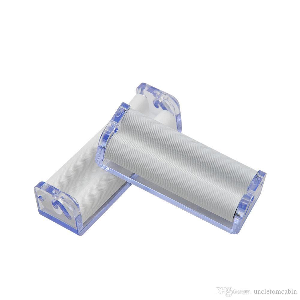T Şeffaf Tütün Rulo Sigara Haddeleme Makinesi 70mm Kağıt Öğütücü Buharlaştırıcı Snuff Snufch